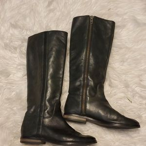 Coach Taylor Soft Leather riding boot